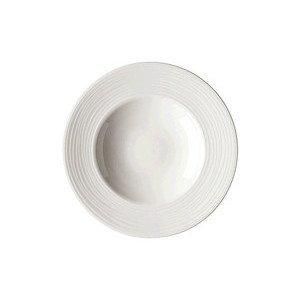 "Pastateller 29 cm ""Jade Linea weiss"" Rosenthal"
