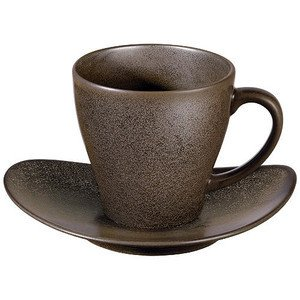 Tasse mit Unterer 200ml Cuba marone ASA