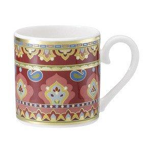 "Espresso-Obertasse 100 ml ""Samarkand Rubin"" Villeroy & Boch"