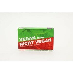 Veganer Kartenspiel AROUND WORLD