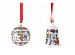Weihnachtsartikel Hutschenreuther (Porzellan)