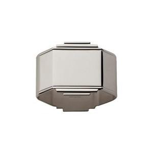 Serviettenring Art Deco 925 Sterlingsilber poliert Robbe & Berking