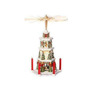 Weihnachtspyramide 41cm Christmas Toys Memory Villeroy & Boch