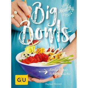 Buch: Big Bowls GU Happy Healthy Kitchen Gräfe und Unzer
