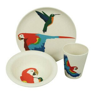 Kinderset 3tlg Hungry Parrot zuperzozial