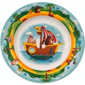 Kinderteller tief 19,5cm Chewy's Treasure Hunt Villeroy & Boch