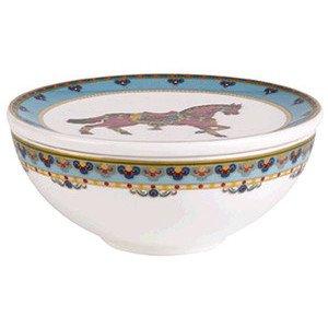 "Dose 11 cm mit Deckel ""Samarkand Aquamarin Gifts"" Villeroy & Boch"