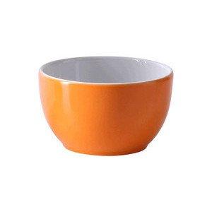 Zuckerschale 0,19 ltr. Solid Color orange Dibbern
