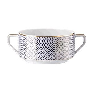Suppen-Obertasse Francis Carreau Bleu Rosenthal