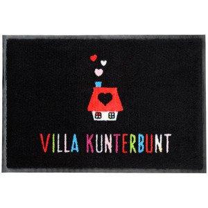 Fußmatte waschbar Villa Kunterbunt Gift Company