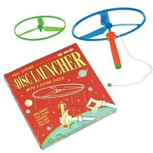 Disc launcher Klassikerpielzeug Rex International