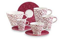 Caffe Club Floral Berry (Porzellan)