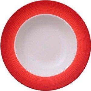 Suppenteller 25cm Colourful Life Deep Red Villeroy & Boch