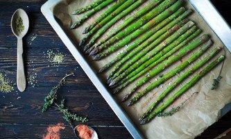 Sechs Zubereitungsarten für Spargel