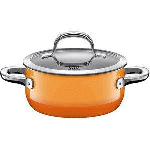 Bratentopf 16 cm Passion Orange Silit