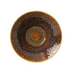 Bowl 16,5 cm Essence Vesuvius Amber Steelite