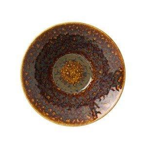 Essence Bowl 16cm Vesuvius-Amber Steelite