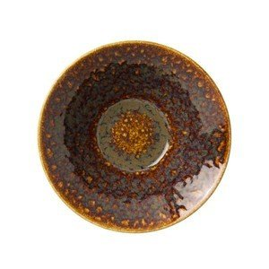 Essence Bowl 16 cm Vesuvius Amber Steelite