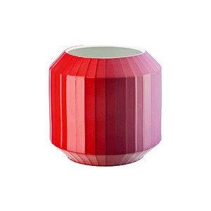 Vase 22 cm Hot-Spots Flashy Red Rosenthal