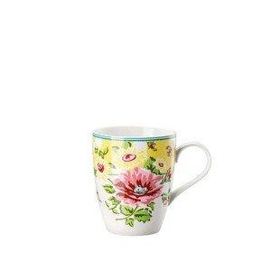 Becher m. Henkel Springtime Flowers Sun Hutschenreuther