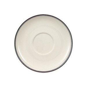 """Espresso-Untertasse 12 cm rund mit Spiegel """"Design Naif"""" Villeroy & Boch"""