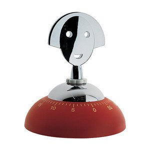 Kitchen Timer Rot Anna Time Alessi