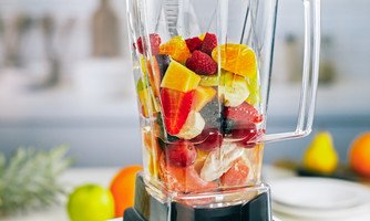 Gesunde Smoothies mixen