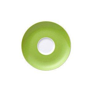 "Kaffee-/Tee-Untertasse 14,5 cm ""Sunny Day Apple Green"" applegreen Thomas"