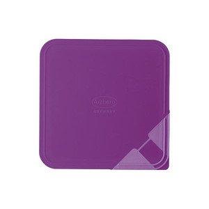 Aromadeckel quadr.15x15 cm Küchenfreunde Kunststoff violett Arzberg