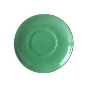 Untertasse 0,25 l Solid Color apfelgrün Dibbern