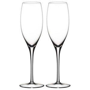 Jahrgangschampagner Glas 2er-Pack Sommeliers Riedel