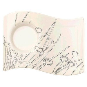 Partyplate mittel 20x14cm NewWave Cafe Meadow Villeroy & Boch