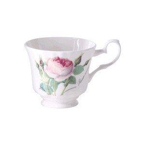 "Kaffee-Obertasse rund ""Redoute Roses"" Roy Kirkham"