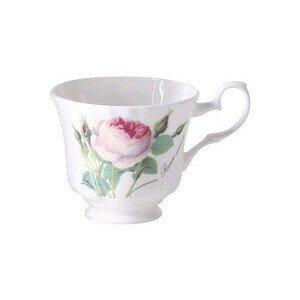 Kaffeeobertasse rund Redoute Roses Roy Kirkham