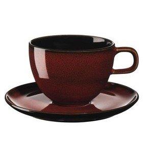 Kaffeetasse m. Untere 0,25l Kolibri rusty red ASA