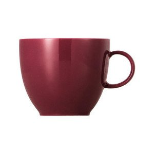 Kaffeeobertasse 200 ml rund Sunny Day Fuchsia fuchsia Thomas