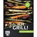 Buch: Ja, ich grill! – vegetarisch EMF Verlag
