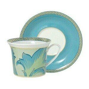 Cappuccino-Tasse 2tlg. Ikarus Arabesque Versace