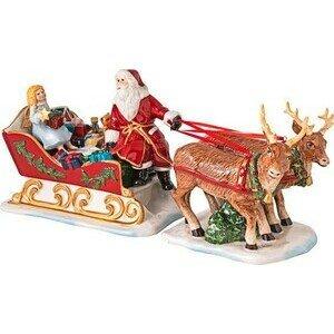 Schlitten Nostalgie 36x14x17cm Christmas Toys Villeroy & Boch
