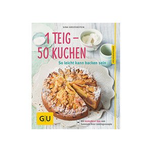1 Teig - 50 Kuchen Gräfe und Unzer