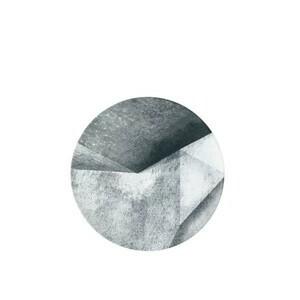 Platzteller 33 cm TAC Gropius Stripes 2.0 Struktur Rosenthal