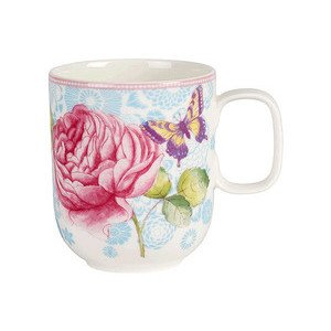 Becher m.H.0,35l blau Rose Cottage Villeroy & Boch