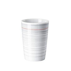 Becher ohne Henkel Bauhaus 100 Stripes 2.0 Rosenthal