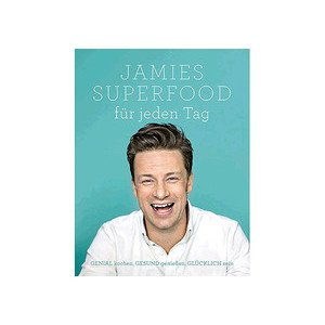 Buch: Jamies Superfood Jamie Oliver DK Verlag