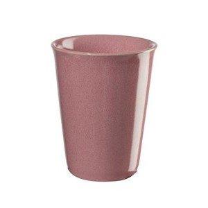 Cappuccino Becher 0,25ltr. Coppetta pink ASA
