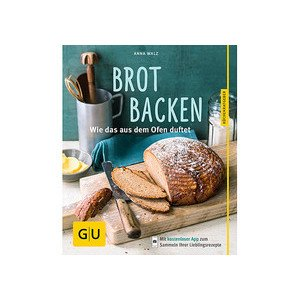 Buch: Brot backen Gräfe und Unzer