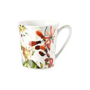 "Becher mit Henkel 400 ml Blumen ""Belles Fleurs"" Rosenthal"
