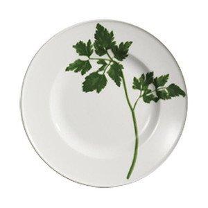 "Frühstücksteller 19 cm ""Herbaticum"" Petersilie Dibbern"