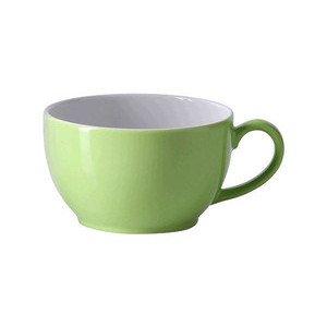 Cappuccinoobertasse 0,3 l Solid Color maigrün Dibbern