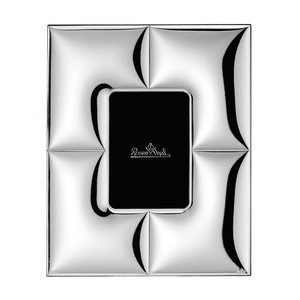 Bilderrahmen 9x13cm Silver Coll. Charge rechteckigection Rosenthal
